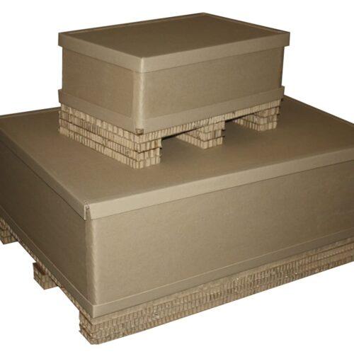 Плотный картонный короб