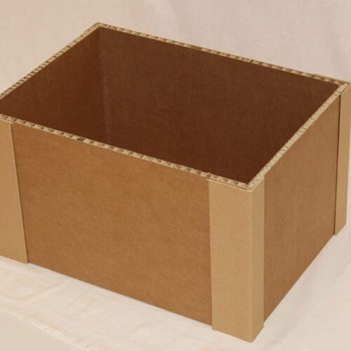 Сотовая коробка