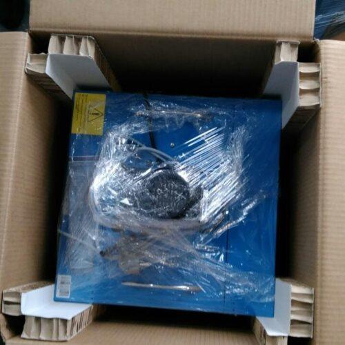 Защитный сотовый картонный уголок