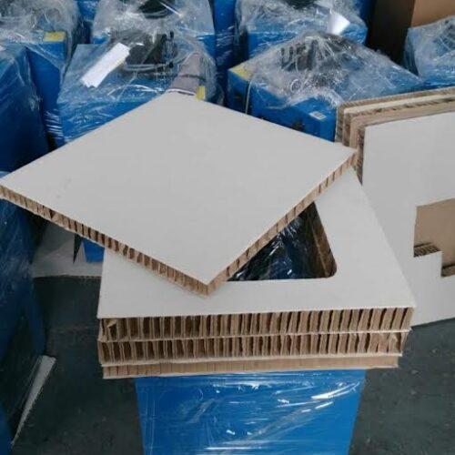 Упаковка из сотового картона
