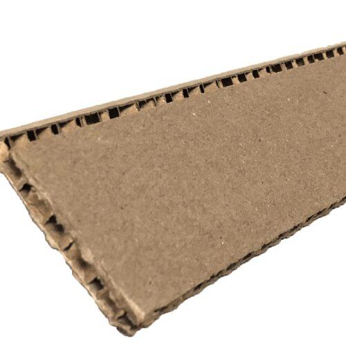 Уголок из сотового картона