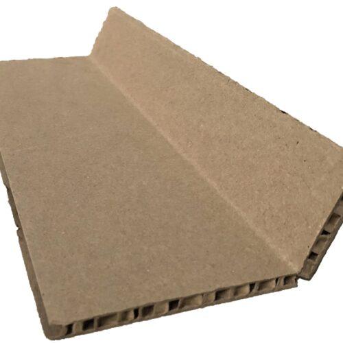 Защитный уголок из картона