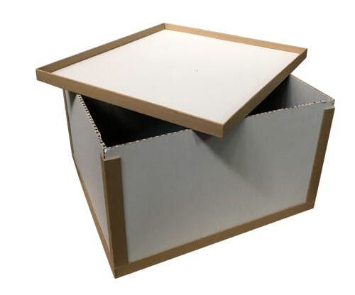 Прочный картонный короб