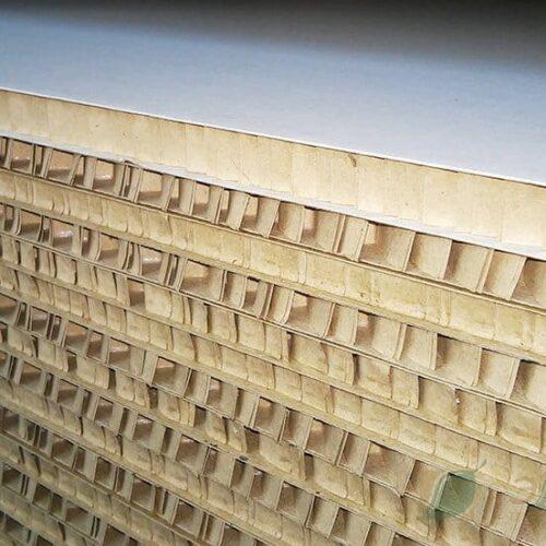 Плотный картон/сотовый картон