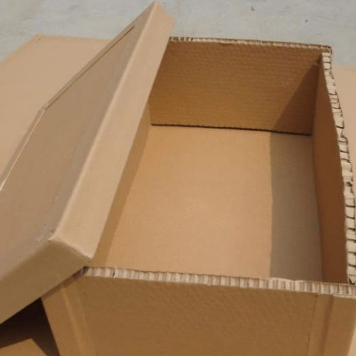 Короб зі стільникового картону