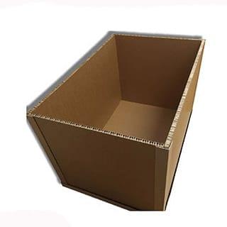 Короба из сотового картона